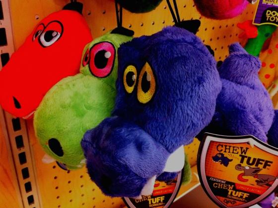 Dinosaur Dog Toy Target 3