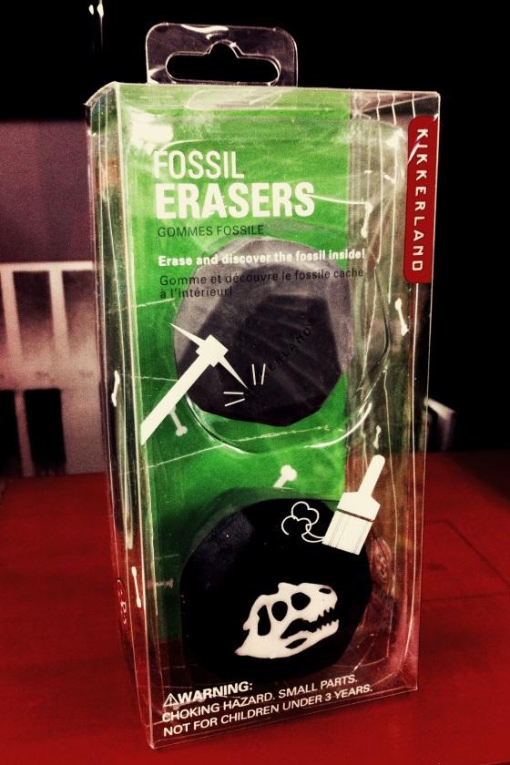 Fossil Eraser