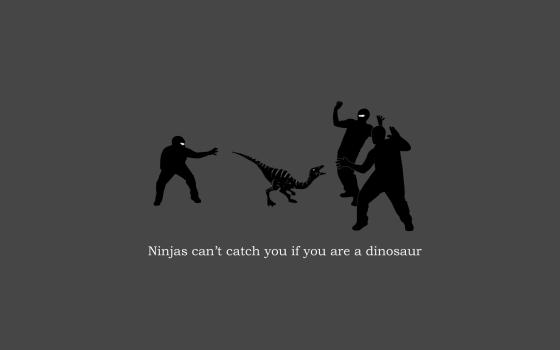 DinosaurFunny_ninjas